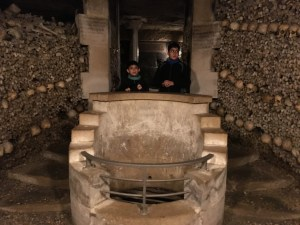 Underground in the Catacombs of Paris, the World's Largest Grave