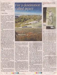 The Hindu MetroPlus Travel - Print version of the article
