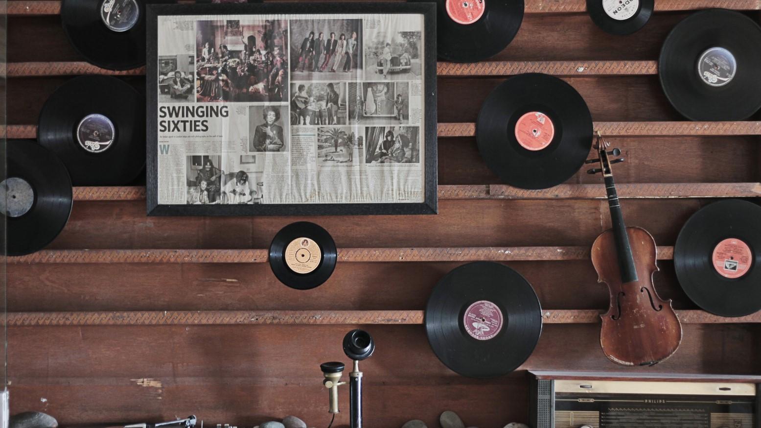 60s Delmar Cafe / Beatles Cafe