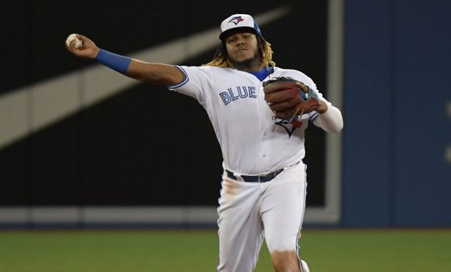 Let Vladdy play third base until he can't
