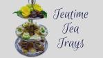 Teatime Tea Trays