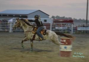Barrel Riding 3