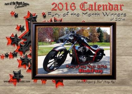 2016 Calendar -FOTM