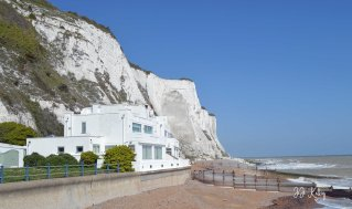 White Cliffs (chalk cliffs)