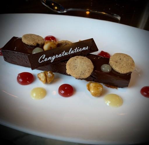 Decadent Chocolate Pavé