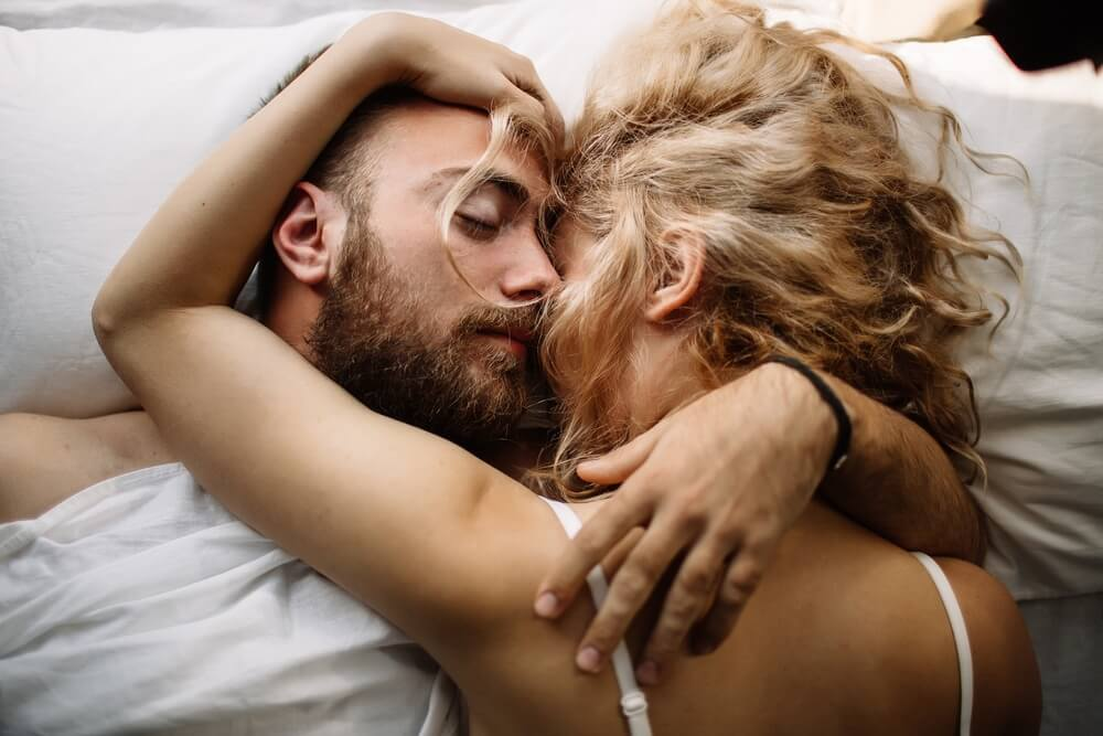 morning couple sex