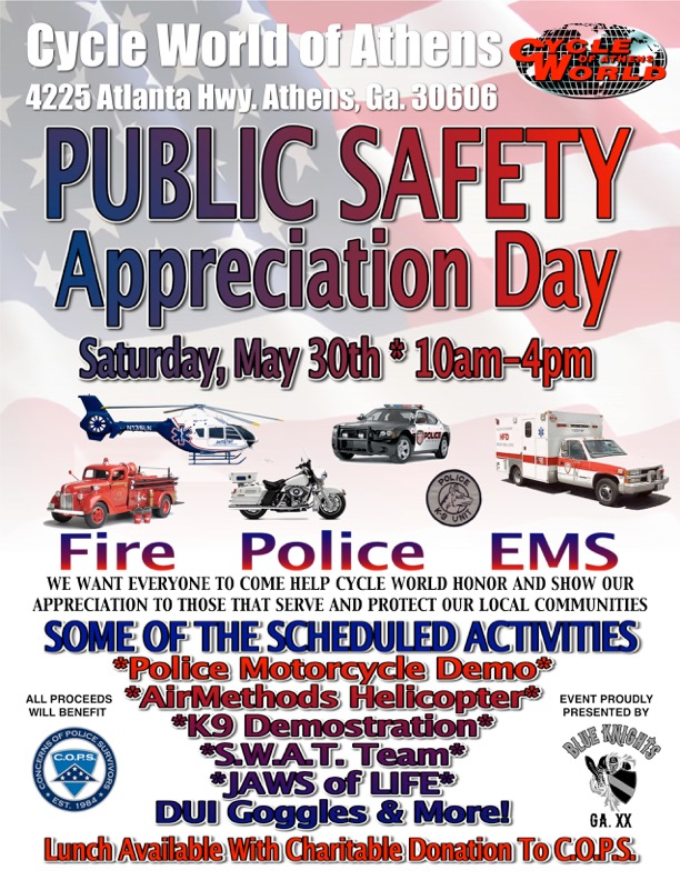 Public Safety Appreciation Day