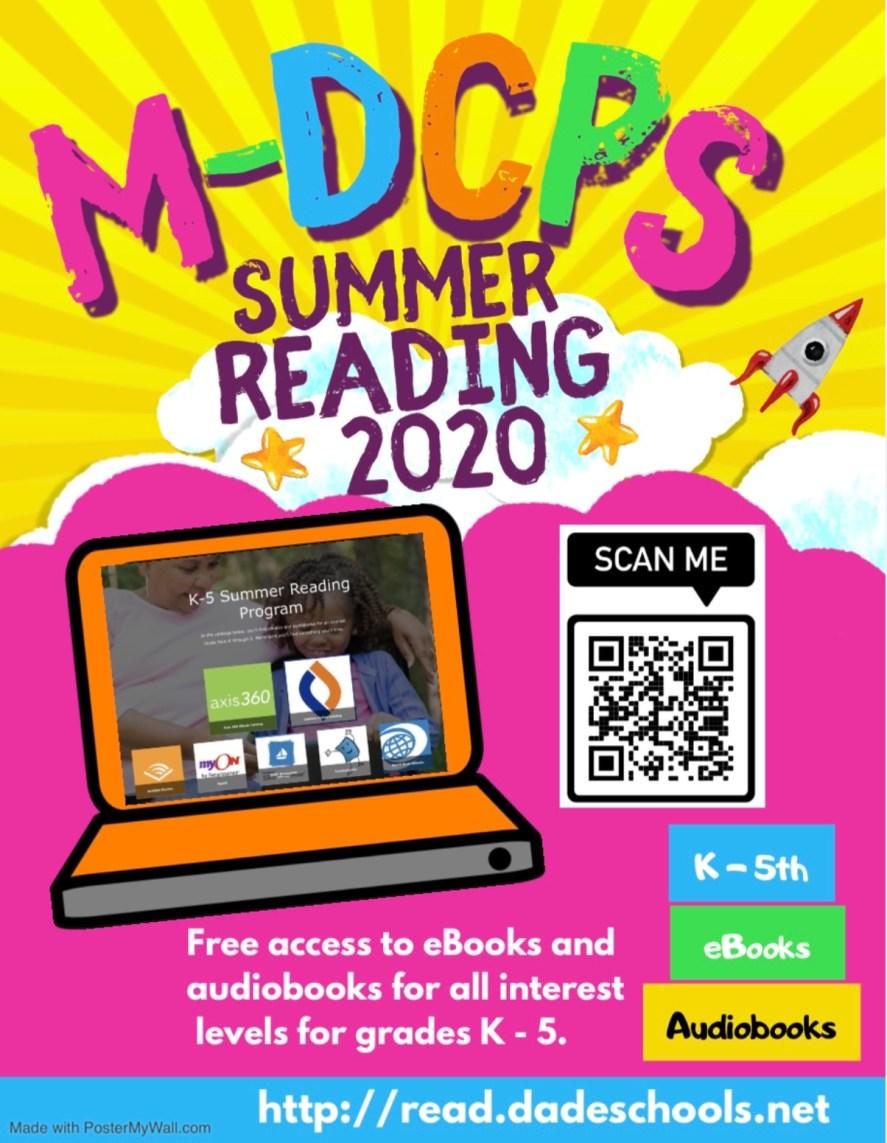 district summer flyer
