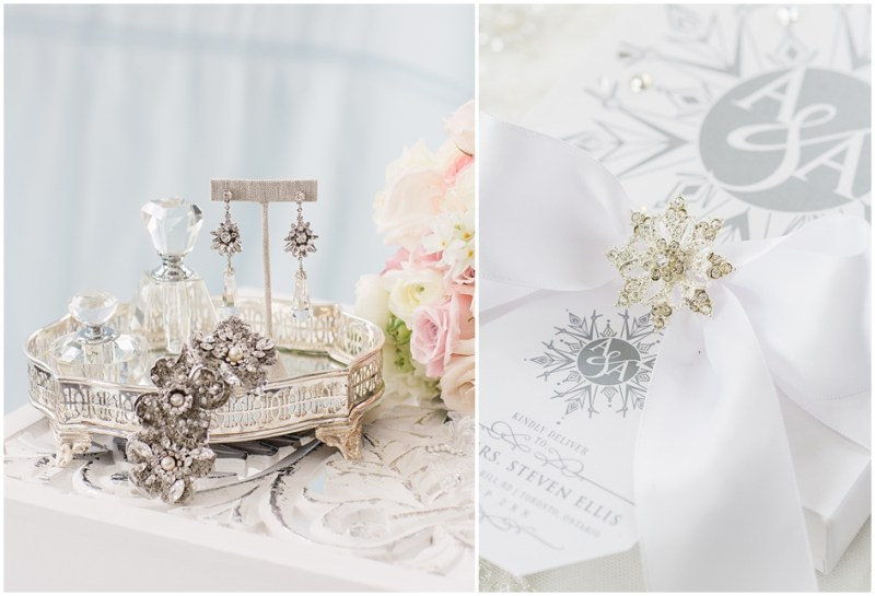 Frozen Inspired Styled Shoot | The Doctor's House wedding