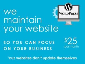 Wordpress Maintainence Houston