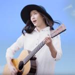 酔わないウメッシュCMの女優は誰?ギターで歌う女の子がかわいい!