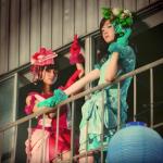 温野菜CMの女優は誰?ダンスを踊る赤と緑の女の子2人組がかわいい!