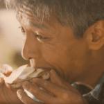 カルピス特選バターCMの俳優は誰?フランスパンを食べる男性が渋い!