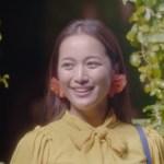 東急プラザCMの女優は誰?黄色い服に黒髪ロングヘアーの女性がかわいい!