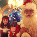 インディードCMサンタとトナカイは誰?クリスマスのコスプレが可愛い!