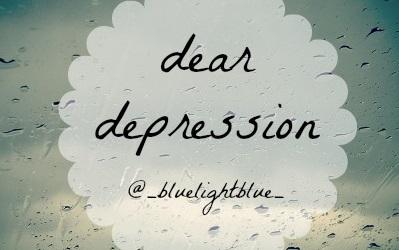 dear depression