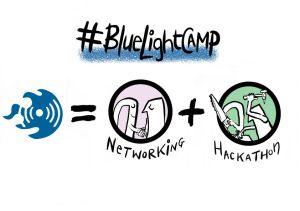 #Bluelightcamp_Networking_hackathon