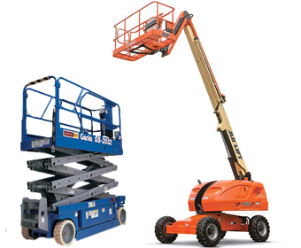 aerial and scissor lift operator certifications