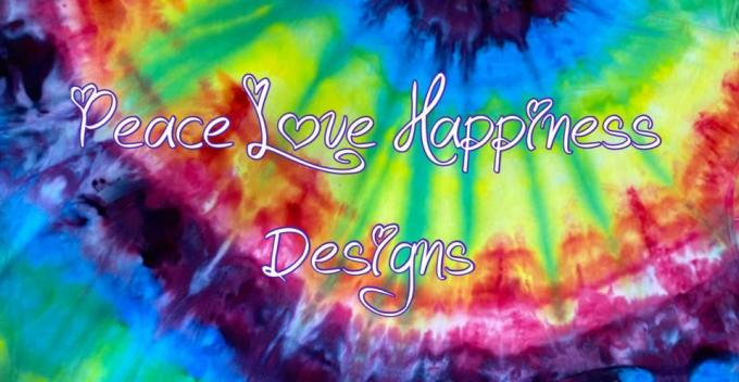 peace love happiness designs