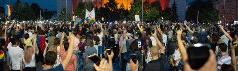 Emergency call for Romania's democracy