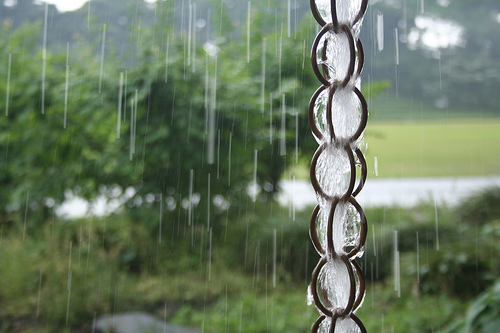 How To Make A Rain Chain
