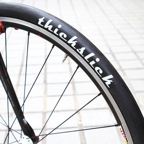 WTB Freedom ThickSlick 700x25c Sport Tire Road Bike Commuter Fixed Gear 1pc