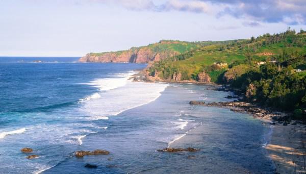 Hawaii – Blue Luminance