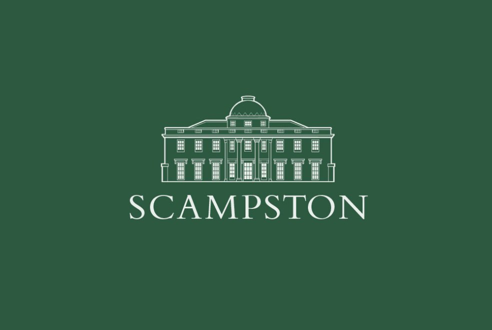 Scampston logo
