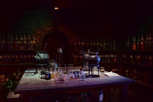 Učilnica za napoje (V svetu Harry Potterja)