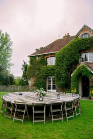 300 year old farmhouse transformed into guesthouse - just stunning!
