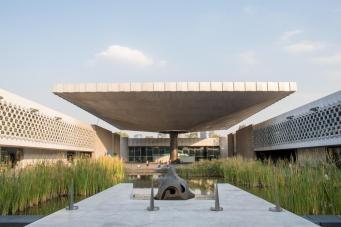 Antropološki muzej v Mexico City