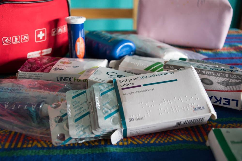 Tablete za ščitnico