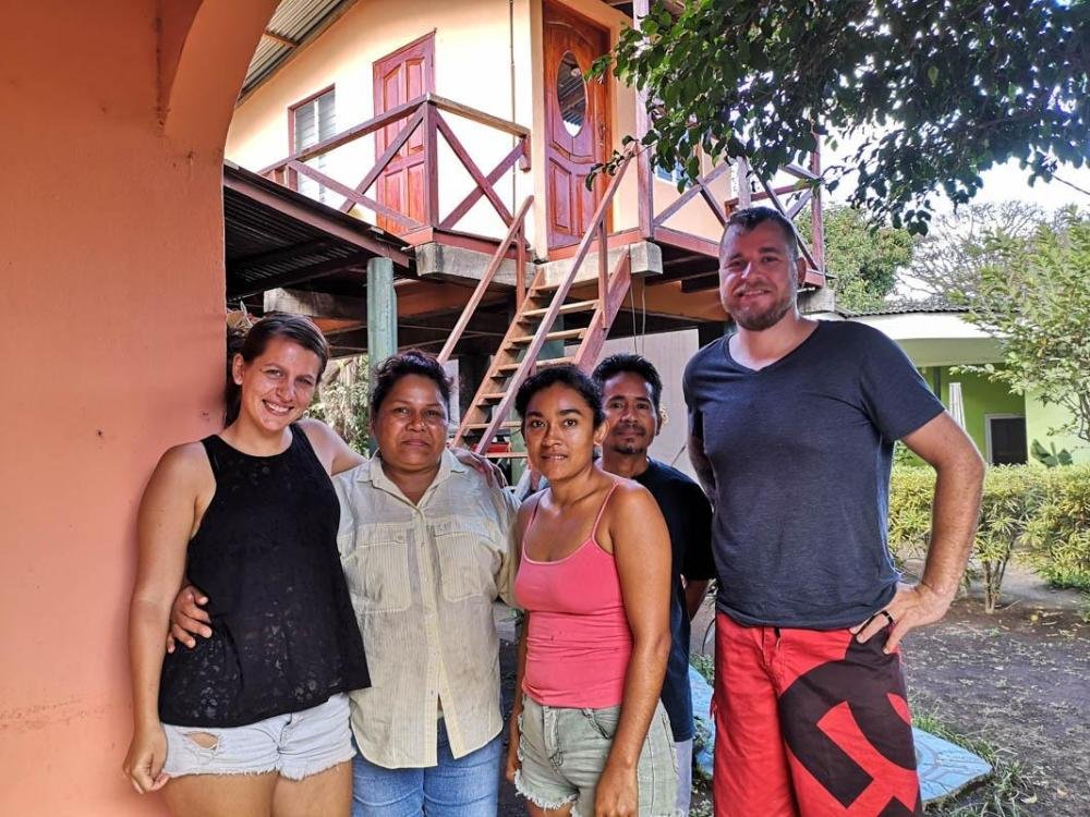 Best accomodation in Ometepe