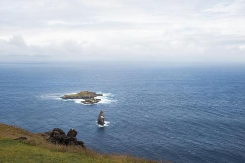 Otok, kamor so odplavali pripadniki kulta Birdman