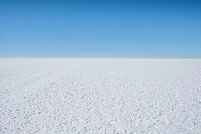 Na videz neskončen Salar de Uyuni