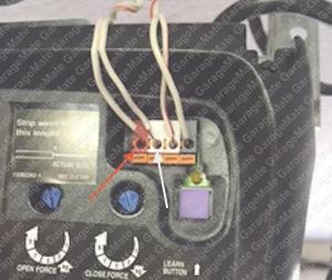 Liftmaster Garage Door Opener Wiring Diagram | Dandk Organizer