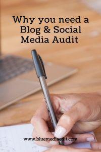 Blog and social media audit