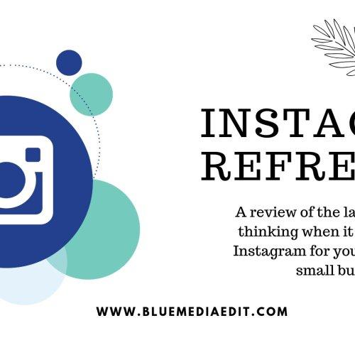 Instagram Refresher Workshop