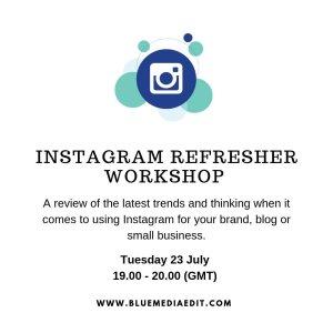 instagram-refresher-workshop