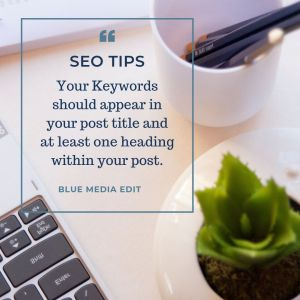 use headings and subheadings