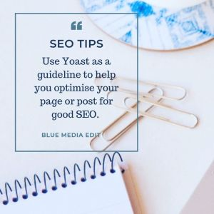 SEO tip use Yoast