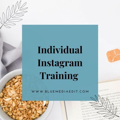 Individual Instagram Training