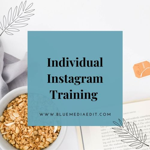 Individual Instagram Training