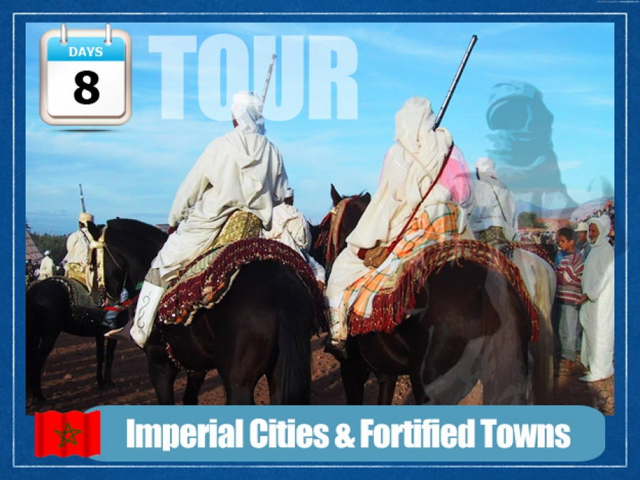 Imperial Cities and Fortified Towns