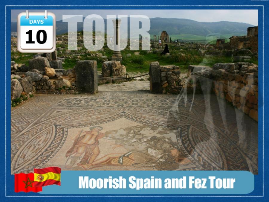 Tour de España Mozárabe y Fez