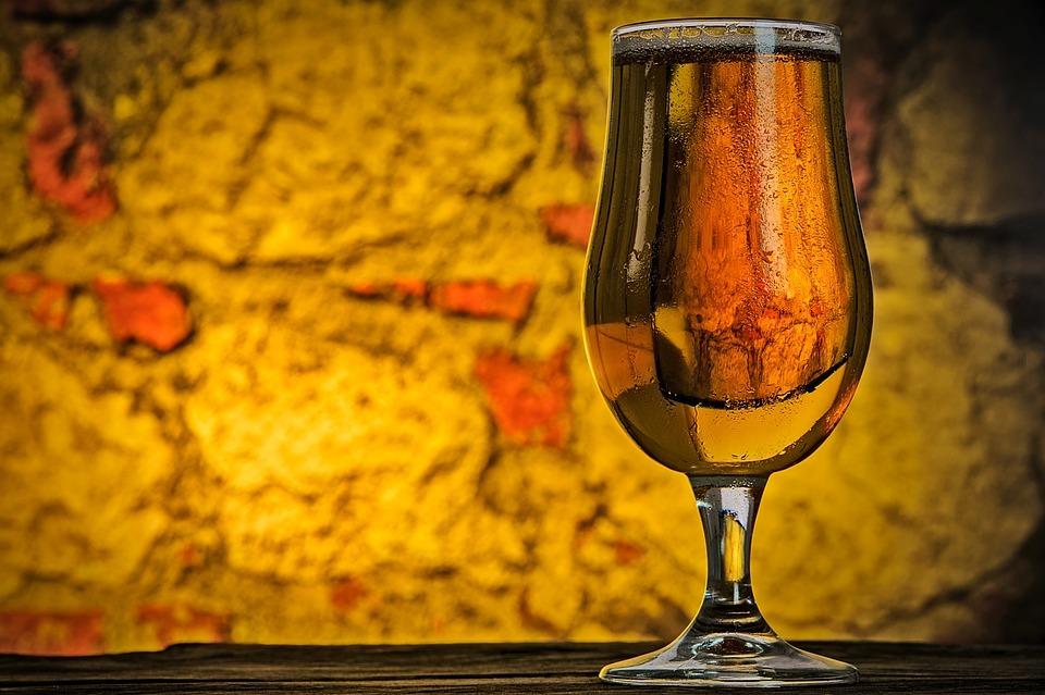 hemp ale at four saints