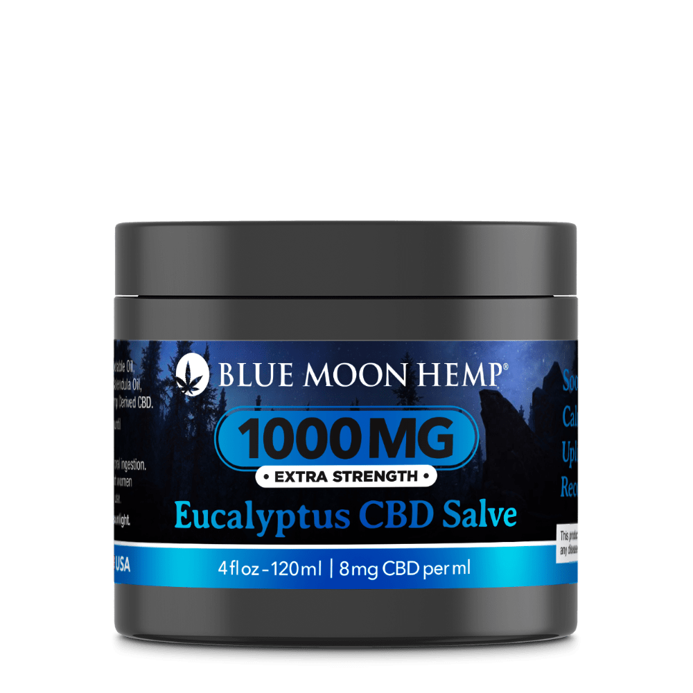 Blue Moon Hemp CBD Topical Salve
