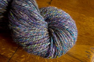 tropical roving hand spun