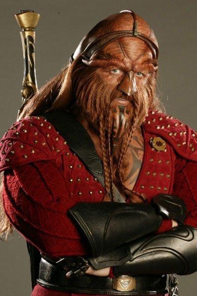 Anthony Simcoe as Ka D'Argo.