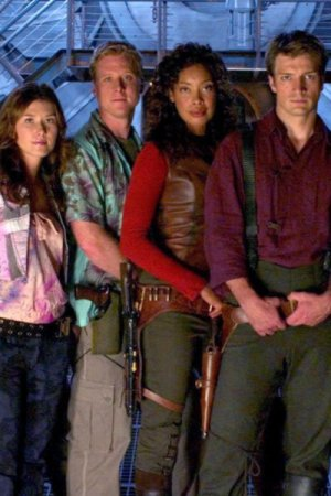 Some of the Firefly's crew